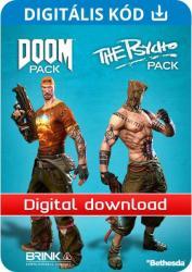 Bethesda Brink Doom/Psycho Combo Pack DLC (PC)