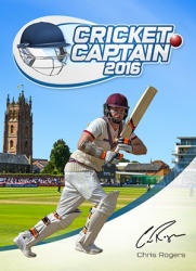 KISS Cricket Captain 2016 (PC)