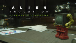 SEGA Alien Isolation Corporate Lockdown DLC (PC)