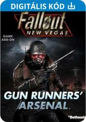Bethesda Fallout New Vegas Gun Runner's Arsenal DLC (PC)