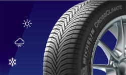 Michelin CrossClimate XL 235/60 R18 107W