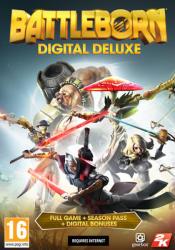 2K Games Battleborn [Digital Deluxe] (PC)