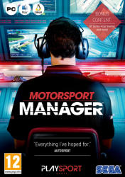 SEGA Motorsport Manager (PC)