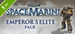 THQ Warhammer 40,000 Space Marine Emperor's Elite Pack DLC (PC)
