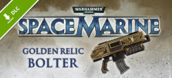 THQ Warhammer 40,000 Space Marine Golden Relic Bolter DLC (PC)