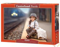 Castorland Utazás a nagyvilágban 500 db-os (B-52295)