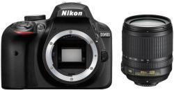 Nikon D3400 + 18-105mm VR