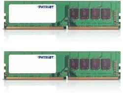 Patriot Signature 8GB (2x4GB) DDR4 2400MHz PSD48G2400K