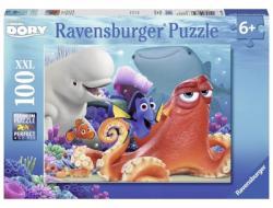 Ravensburger XXL Puzzle - Szenilla nyomában 100 db-os (10875)