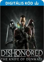 Bethesda Dishonored The Knife of Dunwall DLC (PC)