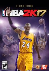 2K Games NBA 2K17 [Legend Edition] (PC)