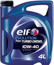 Elf Evolution 700 Turbo Diesel 10W-40 (4L)