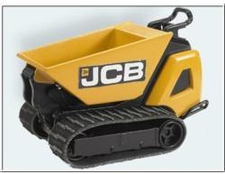 BRUDER Roaba Jcb Dumpster HTD-5 (62005)