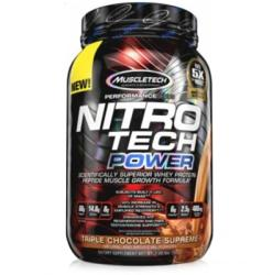 Muscletech Nitro-Tech Power - 908g