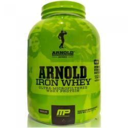 MusclePharm ARNOLD Iron Whey - 680g
