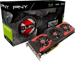 PNY GeForce GTX 1080 XLR8 OC GAMING 8GB GDDR5 256bit PCIe (KF1080GTXXG8GEPB)