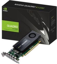 PNY Quadro K1200 4GB GDDR5 128bit PCIe (RVCQK1200DVI-PB)