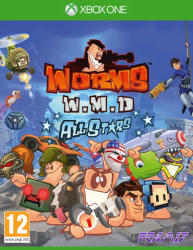 Team17 Worms W.M.D All Stars (Xbox One)