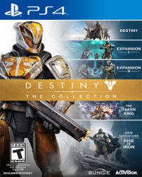 Activision Destiny The Collection (PS4)