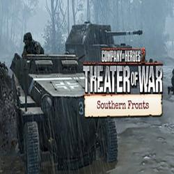 SEGA Company of Heroes 2 Theatre of War Southern Fronts DLC (PC)