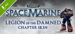 THQ Warhammer 40,000 Space Marine Legion the Damned DLC (PC)