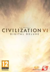 2K Games Sid Meier's Civilization VI [Digital Deluxe] (PC)