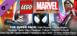 Warner Bros. Interactive LEGO Marvel Super Heroes The Super Pack DLC (PC)