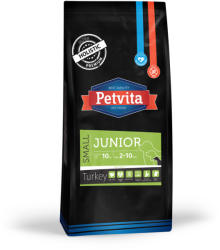 Petvita Junior Small - Turkey 14kg