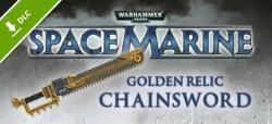 THQ Warhammer 40,000 Space Marine Golden Relic Chainsword DLC (PC)