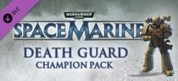 THQ Warhammer 40,000 Space Marine Death Guard Champion Pack DLC (PC)