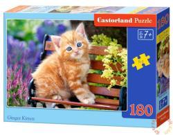 Castorland Vörös kiscica 180 db-os (B-018178)