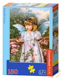 Castorland Pillangós álmok 180 db-os (B-018208)