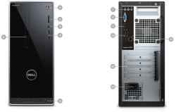 Dell Inspiron 3650 DI3650I581T730UBU