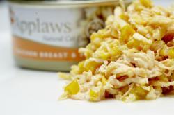 Applaws Chicken & Cheese 70g