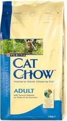 Cat Chow Adult Tuna & Salmon 15kg