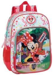 Minnie: Strawberry - Ghiozdan adaptabil 38cm