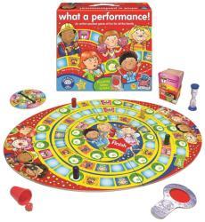 Orchard Toys Ce spectacol! - Joc educativ