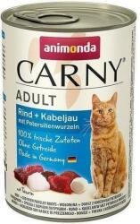 Animonda Carny Adult Beef, Cod & Parsley 400g