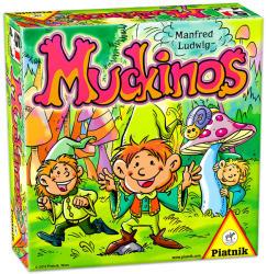 Piatnik Muckinos - Joc de societate