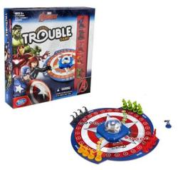 Hasbro Marvel Avengers - Trouble Game