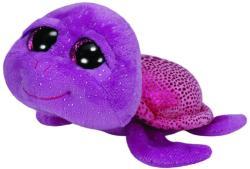TY Inc Beanie Boos - Slowpoke, a lila teknős 15cm (TY36105)