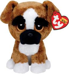 TY Inc Beanie Boos - Brutus, a boxer kutyus 24cm