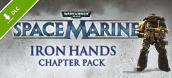 THQ Warhammer 40,000 Space Marine Iron Hands Chapter Pack DLC (PC)