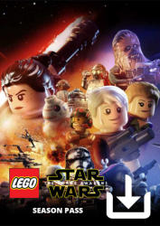 Warner Bros. Interactive LEGO Star Wars The Force Awakens Season Pass (PC)