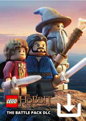 Warner Bros. Interactive LEGO The Hobbit The Battle Pack DLC (PC)