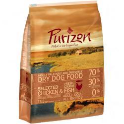 Purizon Adult - Chicken & Fish 2x12kg