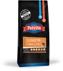 Petvita Junior Medium - Lamb 14kg