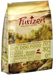 Purizon Adult - Venison & Rabbit 12kg