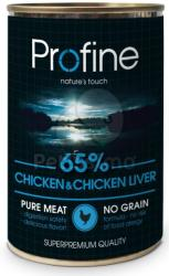 Profine Chicken & Chicken Liver 400g