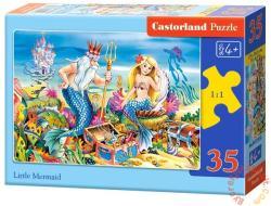 Castorland A kis hableány 35 db-os (B-035052)
